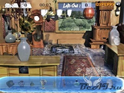 Find the Object in Antique Shop (флеш игра)