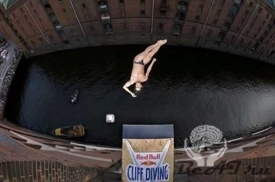 Клиф-дайвинг Red Bull Cliff Diving (6 фото + видео)